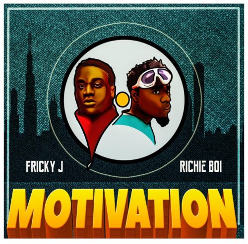 "DOWNLOAD AUDIO: Fricky J – ""Motivation"" f. Richie Boi"