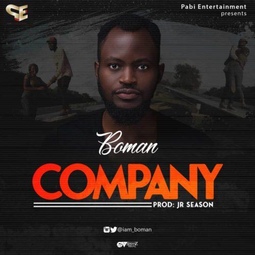 """(Music) Boman – """"Company"""" 1"""