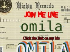 DOWNLOAD Mp3: Duncan Mighty – Omila