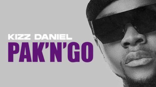 DOWNLOAD: Kizz Daniel – Pak N Go (Prod by DJ Coublon)
