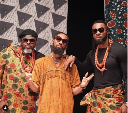 """Video:  Phyno – """"Vibe"""" ft. Flavour"""
