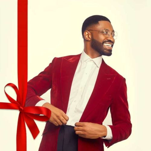 DOWNLOAD SONG: Ric Hassani – All I Want for Christmas Is You
