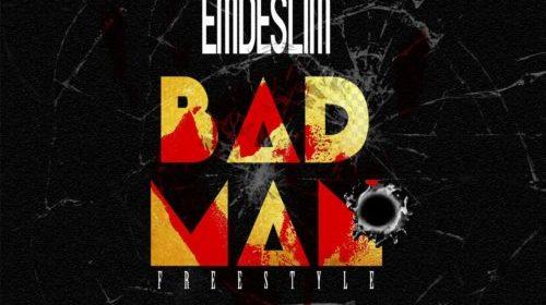 DOWNLOAD: Emde Slim – Bad Man (Freestyle)