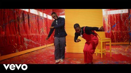 Skiibii ft. Kizz Daniel – Somebody (VIDEO)