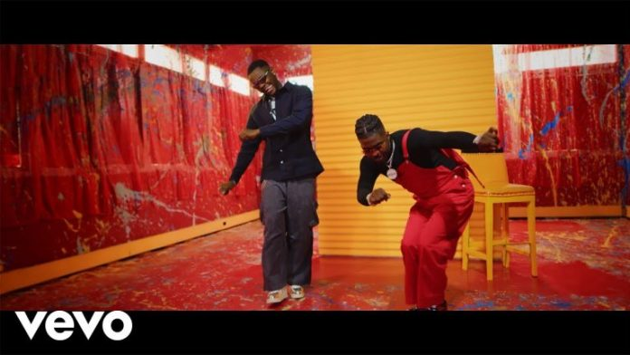 Skiibii ft. Kizz Daniel – Somebody (VIDEO)