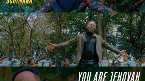 DOWNLOAD MP3: Prospa Ochimana – You Are Jehovah