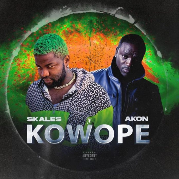 DOWNLOAD MP3: Skales x Akon – Kowope