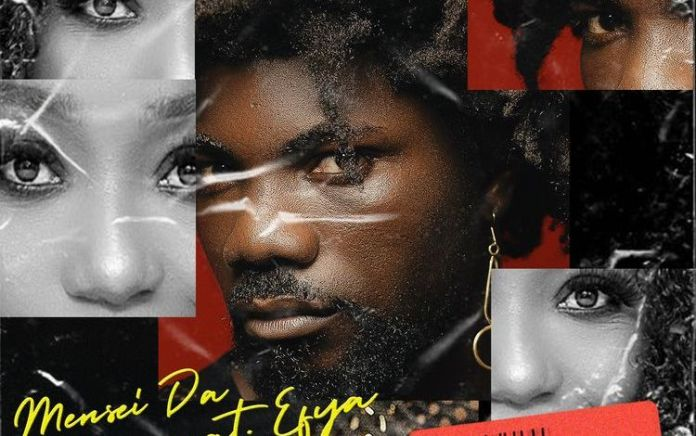 DOWNLOAD MP3: Akan Ft Efya – Mensei Da (Prod. by TwistedWavex)