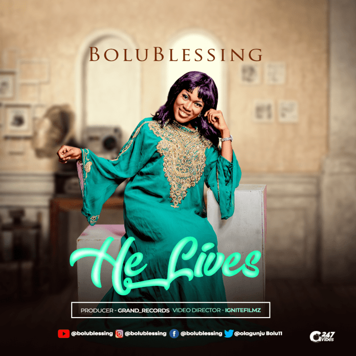DOWNLOAD MP3: Bolublessing – He Lives