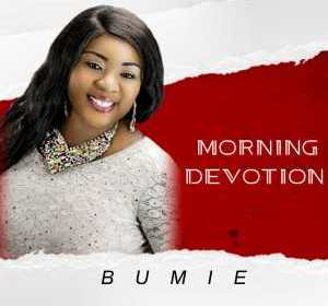 DOWNLOAD MP3: Bumie Asuquo – Morning Devotion