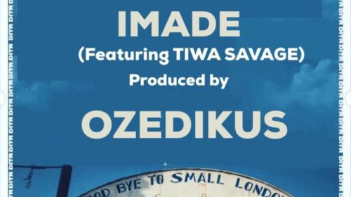 DOWNLOAD MP3: Ceeza Milli  ft. Tiwa Savage – Imade