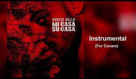 DOWNLOAD Beatz: Korede Bello – Mi Casa Su Casa (For Covers)