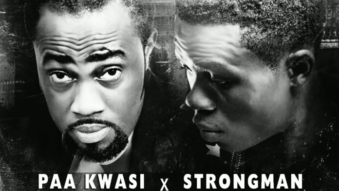 DOWNLOAD MP3: Paa Kwasi Ft Strongman – Tie