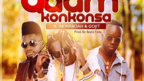 DOWNLOAD MP3: Patapaa – Adam Konkonsa Ft Akwaboah & Gojit