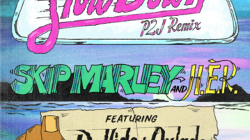 DOWNLOAD MP3: Skip Marley x H.E.R. – Slow Down ft. DaVido x Oxlade