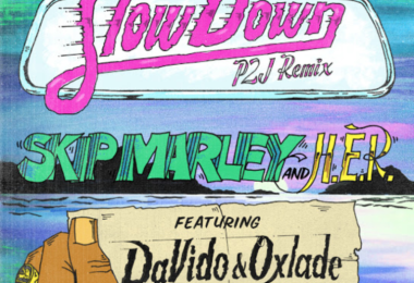 DOWNLOAD MP3: Skip Marley x H.E.R. – Slow Down ft. DaVido x Oxlade
