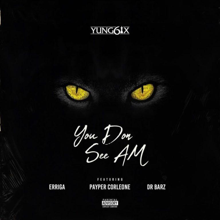 DOWNLOAD MP3: Yung6ix  ft. Erigga, Payper Corleone, Dr Barz – You Don See Am