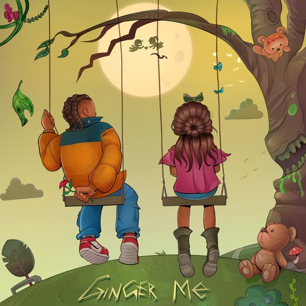 DOWNLOAD MP3: Rema – Ginger Me