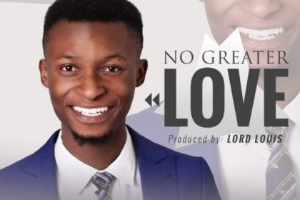 DOWNLOAD MP3: Shinexmore – No Greater Love