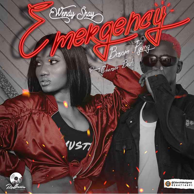 DOWNLOAD MP3: Wendy Shay Ft. Bosom P-yung – Emergency