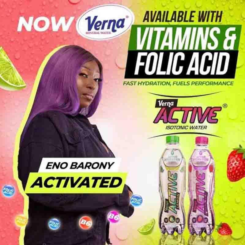 DOWNLOAD MP3: Eno Barony – Verna Active