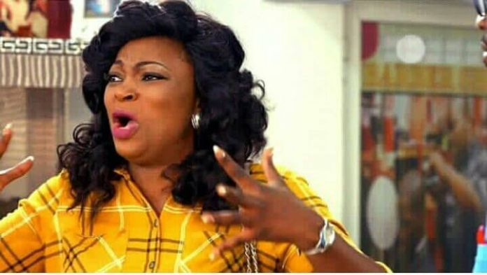 Everything Just Tire Me – Funke Akindele Cries Out