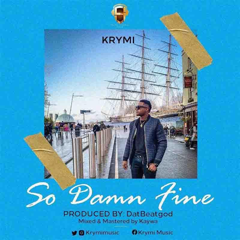 DOWNLOAD MP3: Krymi – So Damn Fine