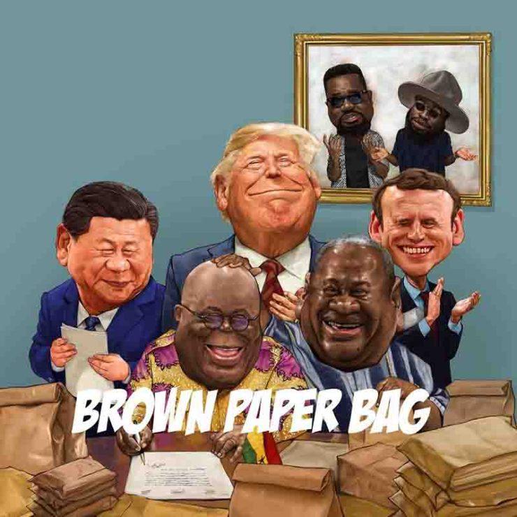 DOWNLOAD MP3: Sarkodie ft. M.anifest – Brown Paper Bag