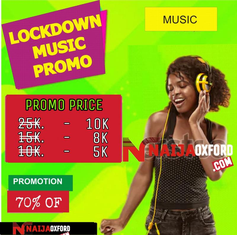 NaijaOxford Lockdown Music Promo