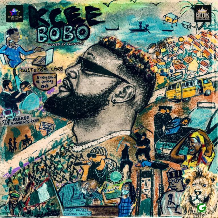 DOWNLOAD MP3: Kcee – Bobo