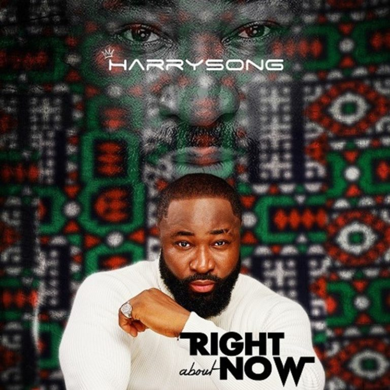DOWNLOAD MP3: Harrysong – Right About Now