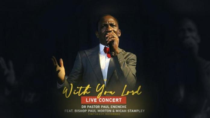 DOWNLOAD MP3: Dr Paul Enenche (ft) Bishop Morton Micah Stampley – With You Lord (Live)