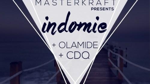 DOWNLOAD MP3: Masterkraft x Olamide x CDQ – Indomie
