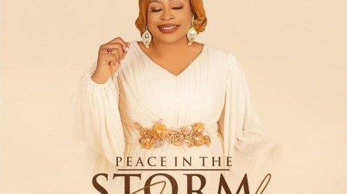 DOWNLOAD MP3: Peace In The Storm – Sinach