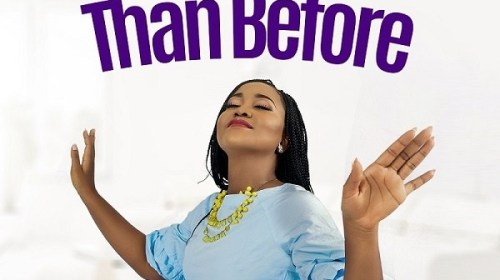 DOWNLOAD MP3: Than Before – Aghogho