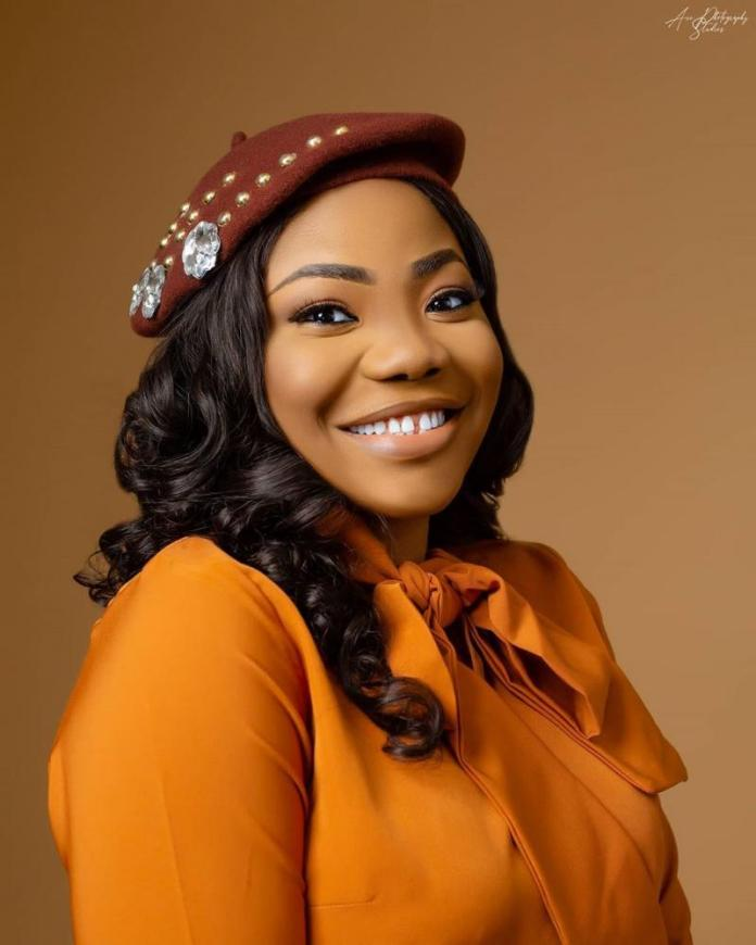 Mercy Chinwo Celebrates Birthday Today