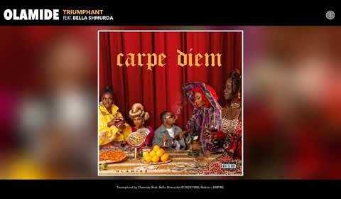 DOWNLOAD MP3: Olamide ft. Bella Shmurda – Triumphant