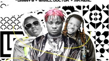 DOWNLOAD: Danny S x Small Doctor x Mr Real – Off The Light (Remix)