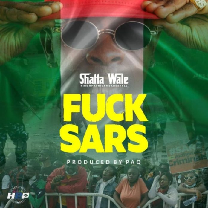 DOWNLOAD MP3: Shatta Wale – Fvck Sars