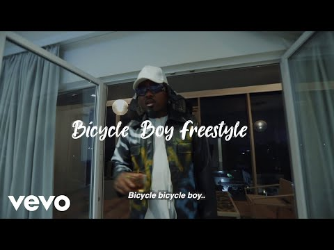 DOWNLOAD Mp3: Ice Prince – Bicycle Boy Freestyle