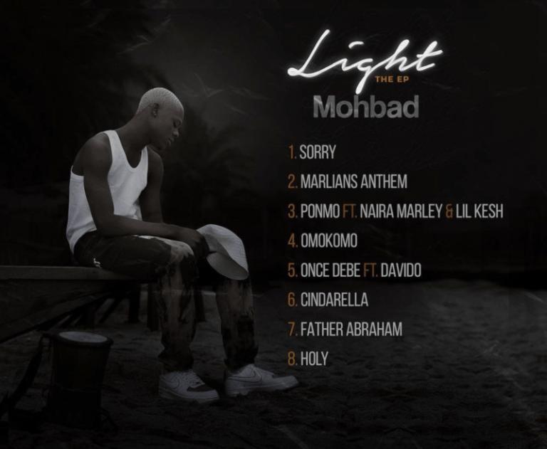 DOWNLOAD MP3: MohBad ft. Davido – Once Debe