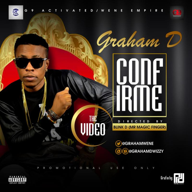 DOWNLOAD MP3: Graham D – Confirme