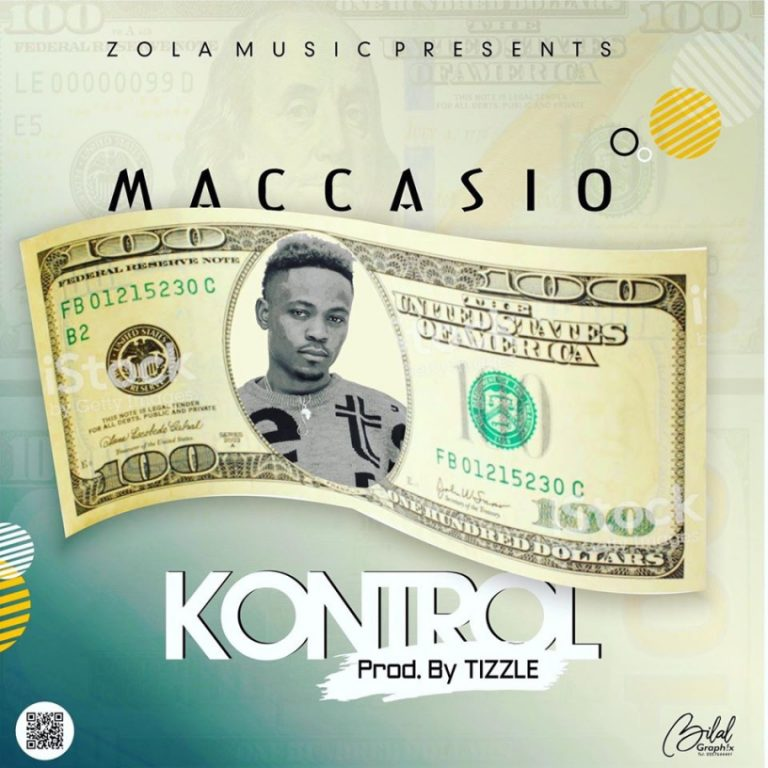 DOWNLOAD MP3: Maccasio – Kontrol