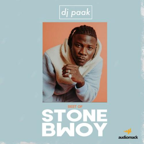 DOWNLOAD MIXTAPE: DJ Paak – Best of Stonebwoy