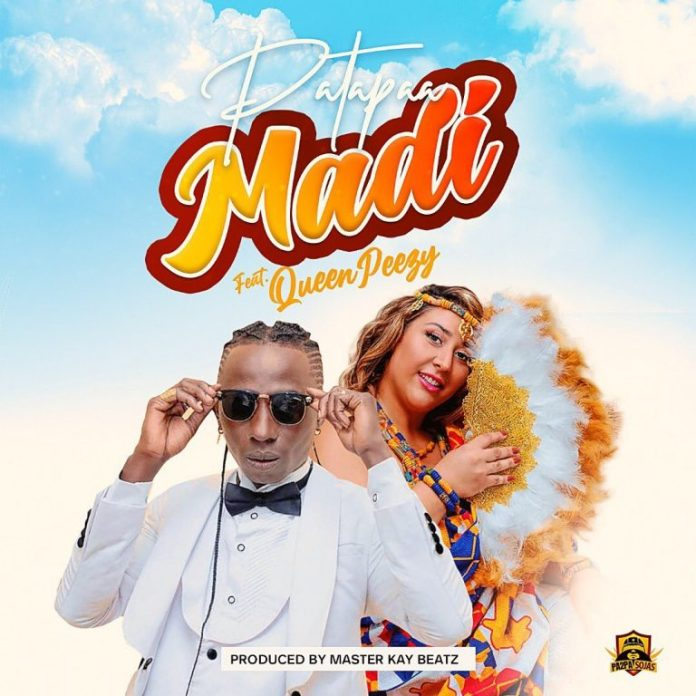 DOWNLOAD MP3: Patapaa Ft Queen Peezy – Madi