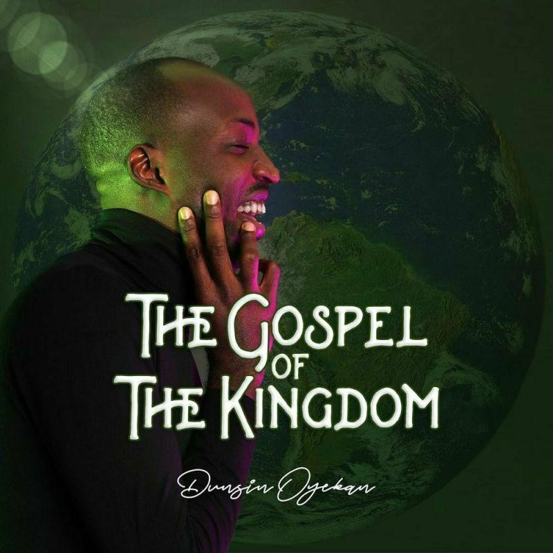 DOWNLOAD MP3: Dunsin Oyekan – With Joy