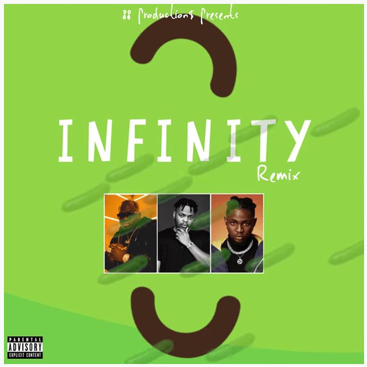 DJ Flex – Infinity (Afrobeat Remix) ft. Olamide x Omah Lay