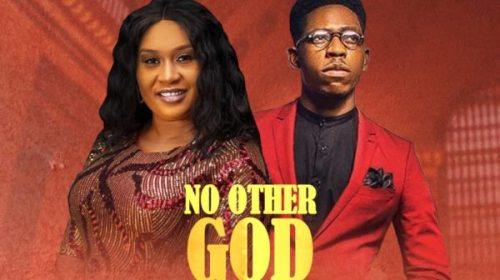 DOWNLOAD MP3: No Other God – Eva Diamond Ft. Moses Bliss