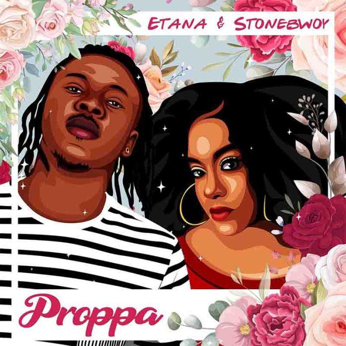 DOWNLOAD Mp3: Etana Ft Stonebwoy – Proppa