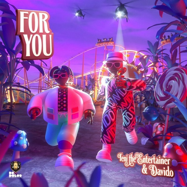 DOWNLOAD MP3: Teni Ft. Davido – For You